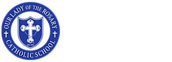 Our Lady of the Rosary Logo