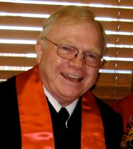 Rev. Robert Getty